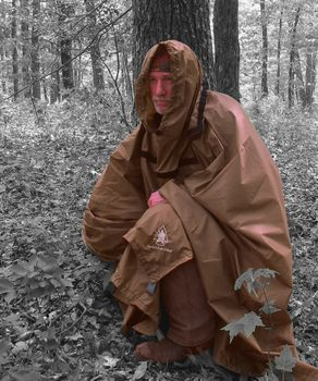 Tarp / Poncho by The Pathfinder School  sc 1 st  Pinterest : pathfinder tarp tent - memphite.com