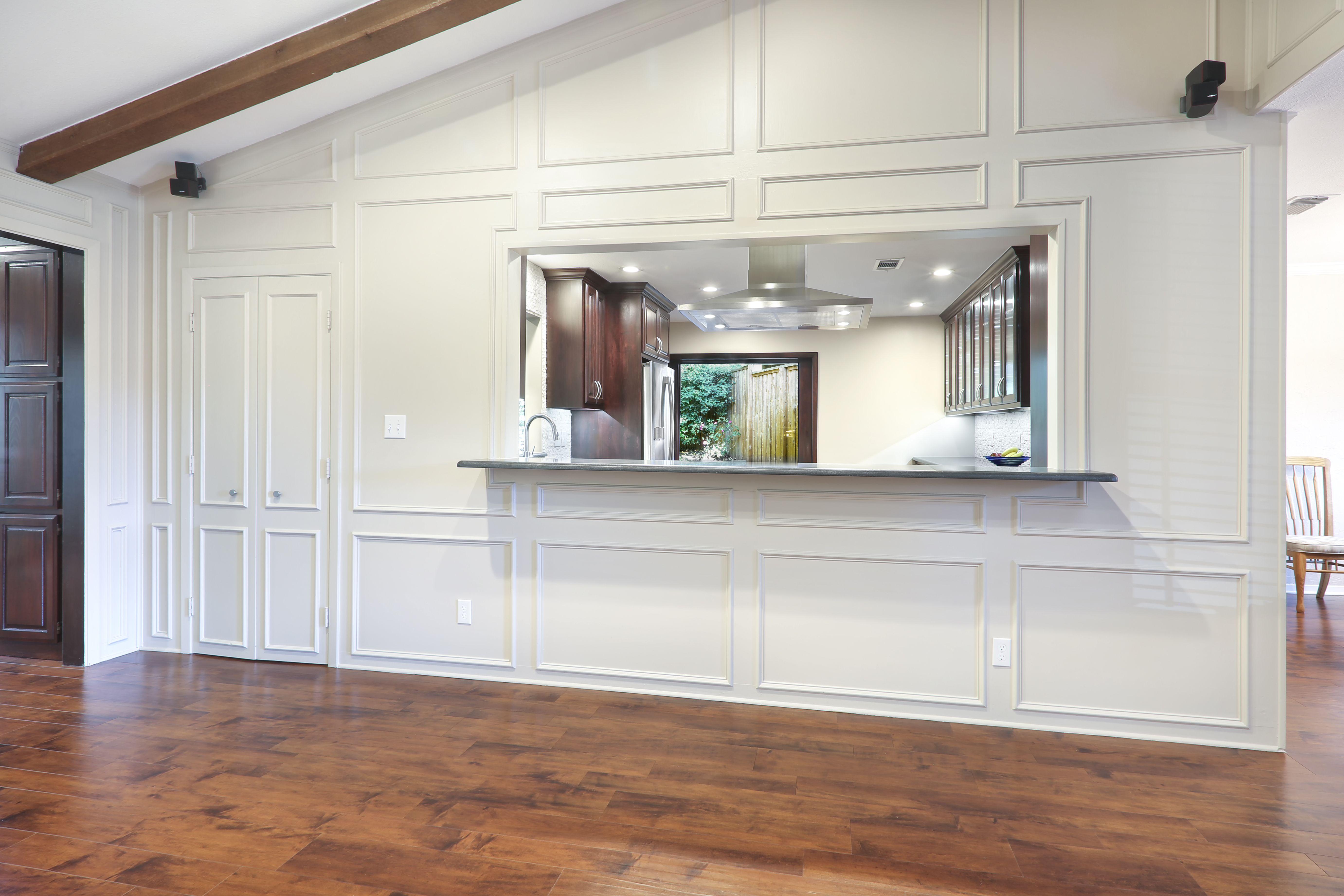 Passthrough Kltchendesign Floorplan Kitchenbar Homeremodeling