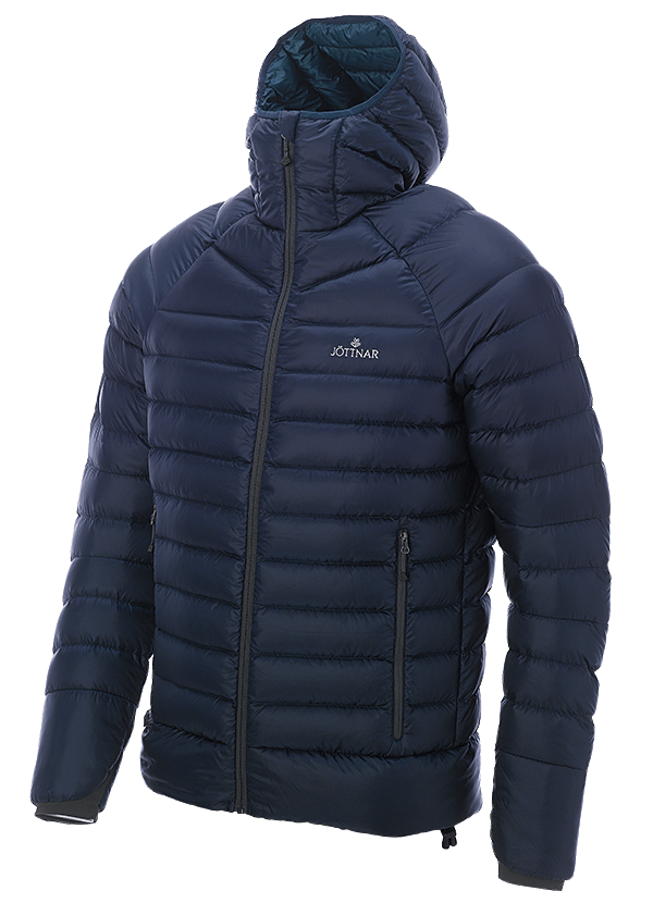 Fenrir Men s Hooded Down Jacket - Black   Small in 2019   Alpine ... 79592f6b3da