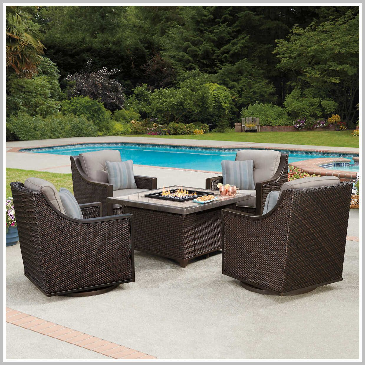 Pin On Patio Table Set Wood