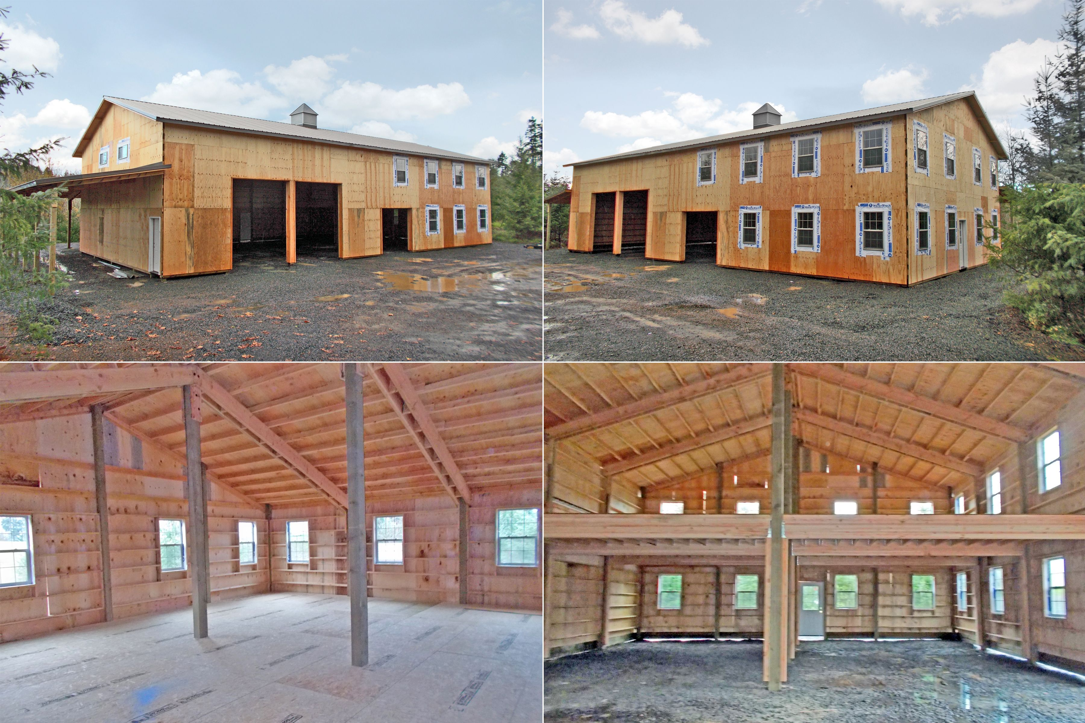 22++ Finished pole barn houses ideas in 2021