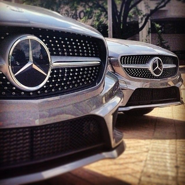 Two Stars Are Better Than One Mbphotocredit Ampuopolo Mercedes