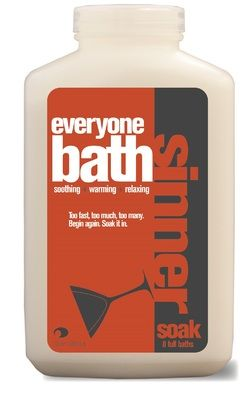 Everyone Bath Soak - Sinner $12.99 - from Well.ca