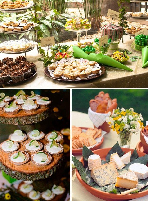 Matrimonio Civil Rustico : Buffet rustico chic para bodas buffets ricos pinterest
