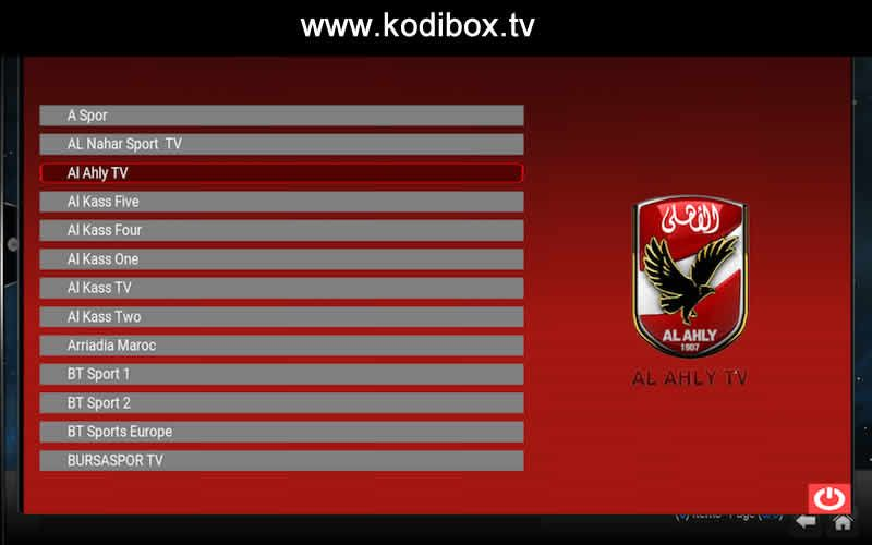 Sports Mix Addon and its repository are available through