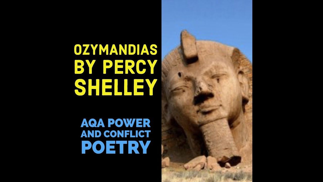 Pin On Gcse English Summary Of The Poem Ozymandia By Shelley