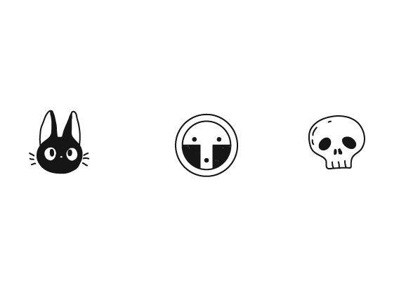 Image Result For Studio Ghibli Jiji Tattoo
