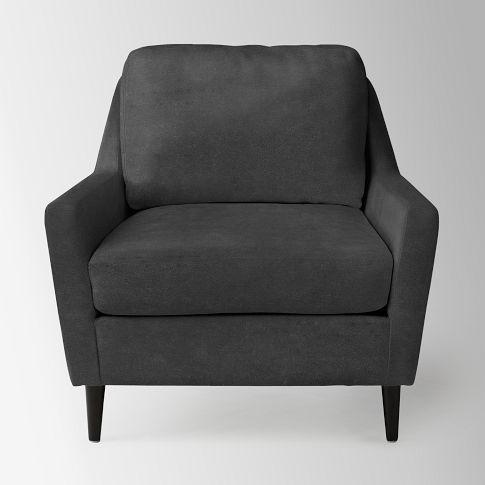 Everett Armchair - Solids | west elm