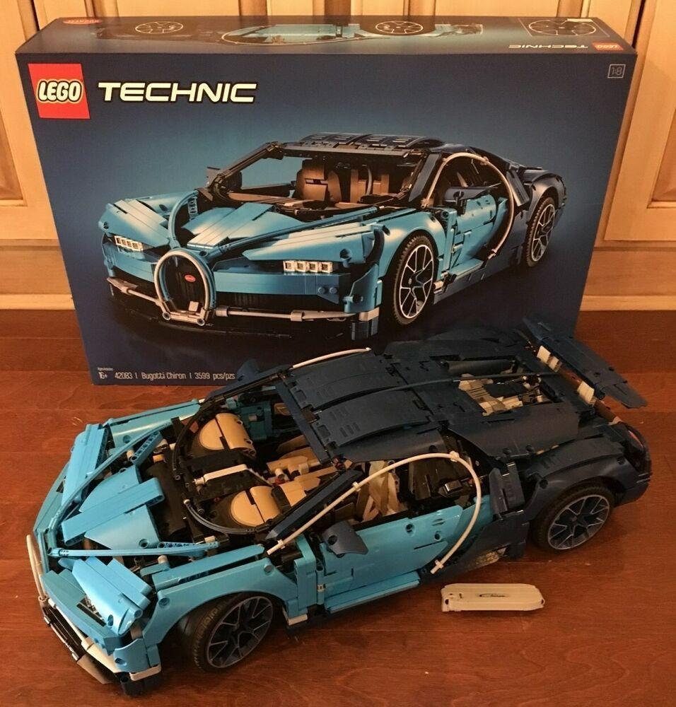 Lego Technic Bugatti Chiron 42083 Lego Technic Bugatti Chiron Bugatti