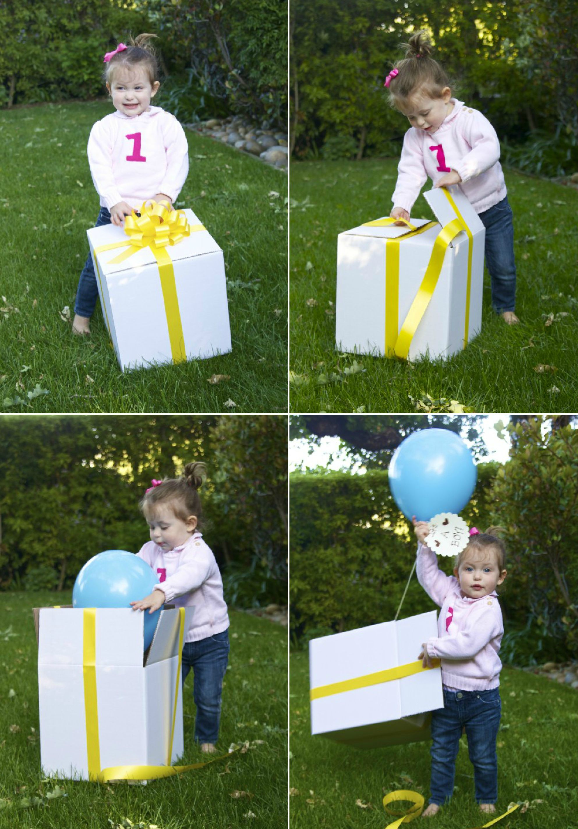 Fun Ways to Reveal Your Baby s Gender