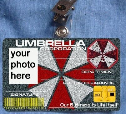 Umbrella Corporation Resident Evil «UMBRELLAS