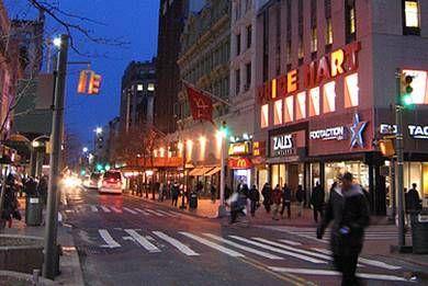 Fulton Street Mall Shopping In Brooklyn Visiting New York Fulton Street Street Mall Brooklyn Shopping