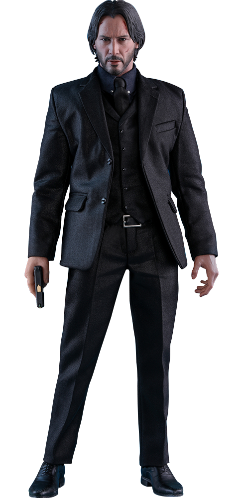 John Wick Sixth Scale Figure By Hot Toys Sideshow Collectibles Action Figures Hot Toys Hot Toys Collection Hot Toys
