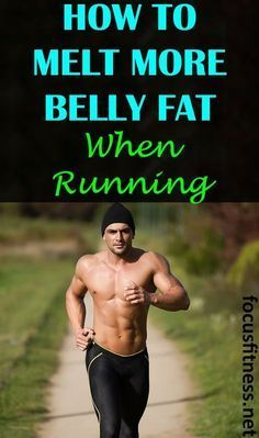 discover how to burn more belly fat while running running