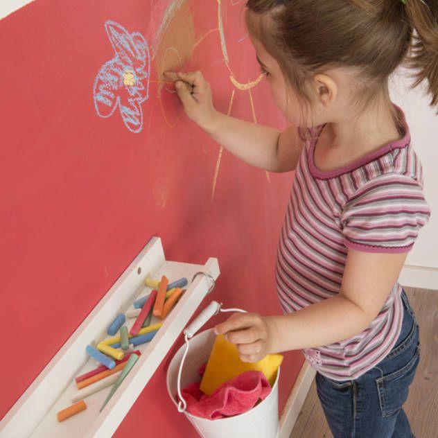 Kinderzimmer einrichtung inspirationen ideen und bilder - Ausgefallene babyzimmer ...