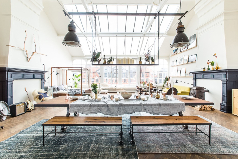 Yes interieur walhalla the loft lanceert webshop kitchen loft