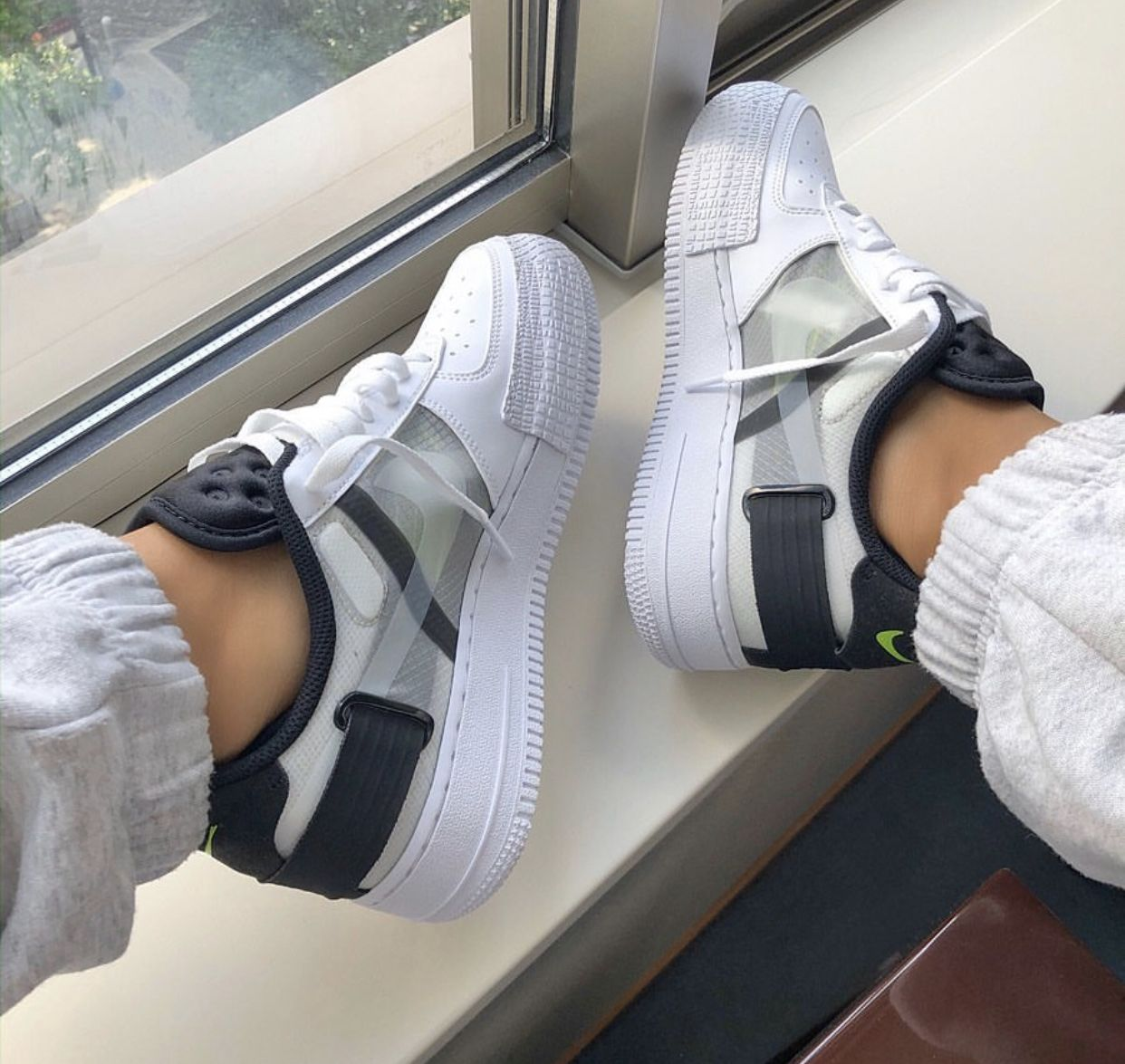 Nike shoes air force, Hype shoes, Sneakers
