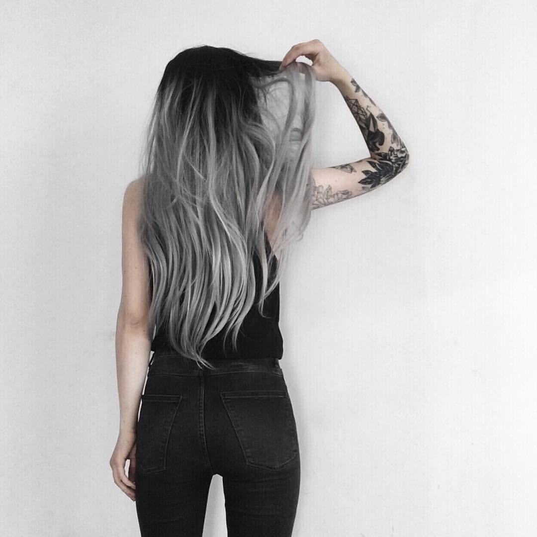 Pin by allyson belko on hairrrr pinterest hair coloring hair