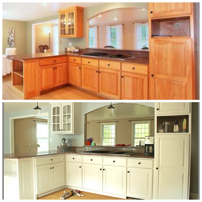 Best One Step Paint For Kitchen Cabinets: Pin By Janelle Terry On Martha Jr. Ideas