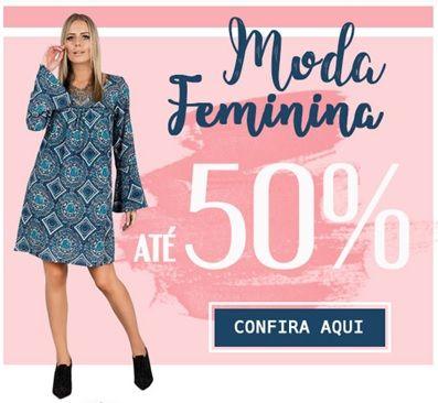 57e08493f Promoção Frete GRÁTIS Dia do Amigo Moda feminina Posthaus com até 50 ...