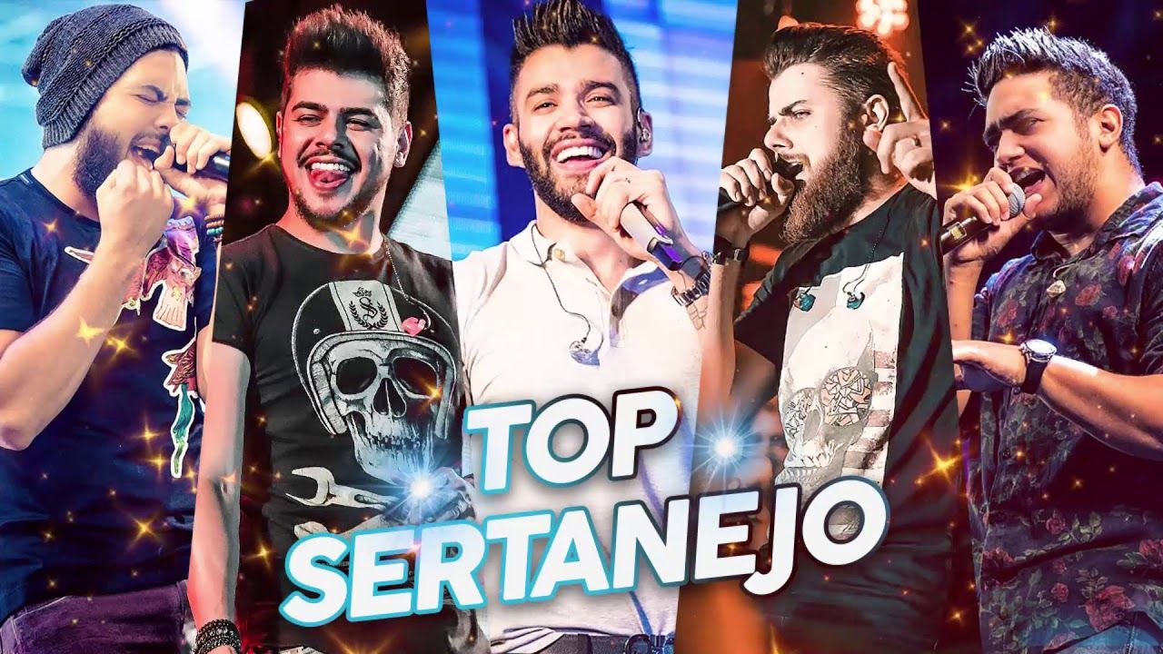 Top Sertanejo 2019 Henrique E Juliano Ze Neto E Cristiano As