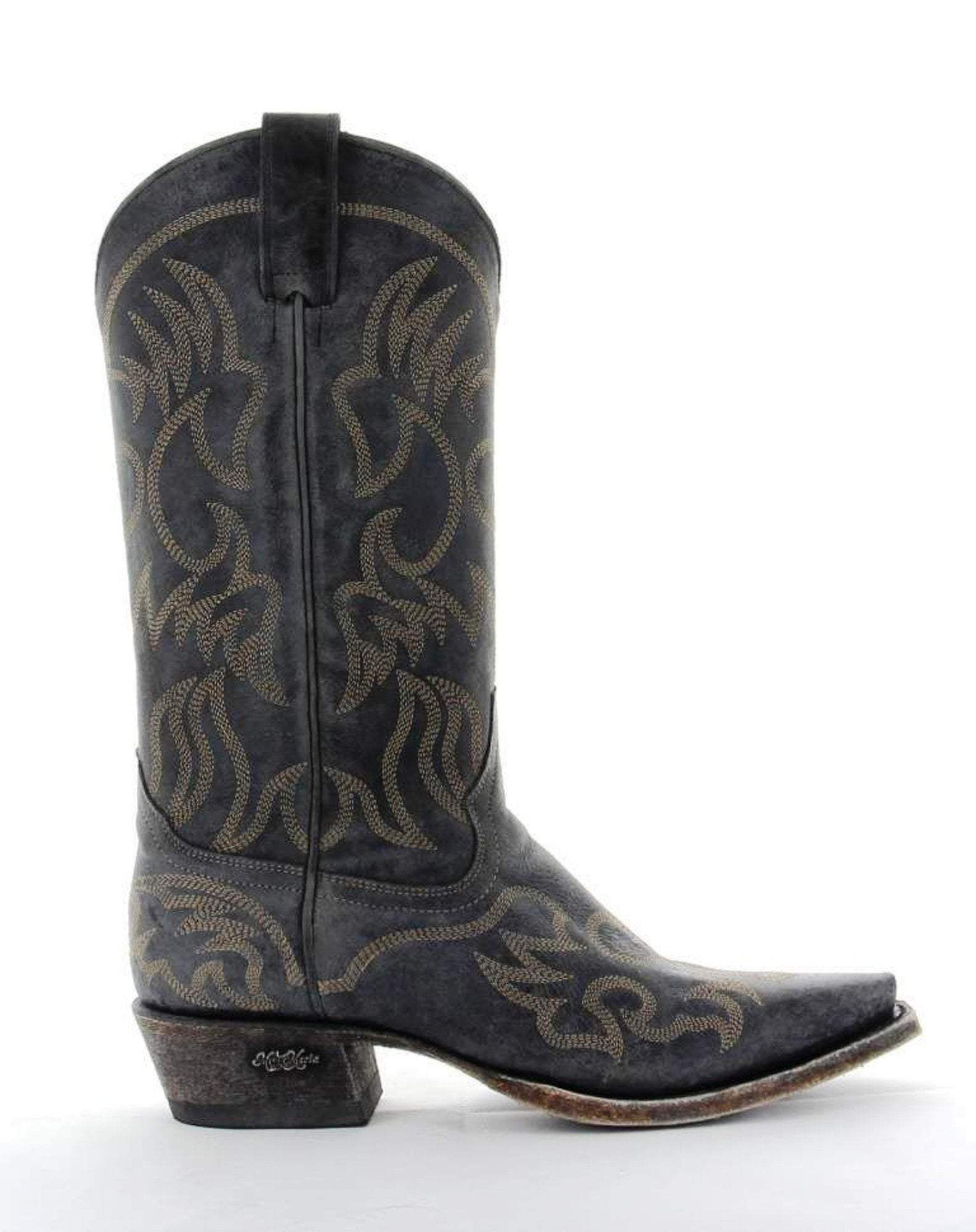 a201be03d66 Miss Macie Womens Smoke Leather Pure Prairie Fashion Boots in 2019 ...
