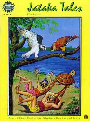 Jataka Tales Bird Stories, by Anant Pai, Paperback Comic