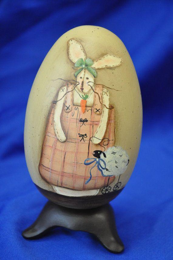 Prim bunny egg