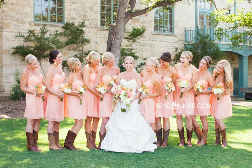 country peach wedding | -peach-pink-coral-wedding-color-scheme ...