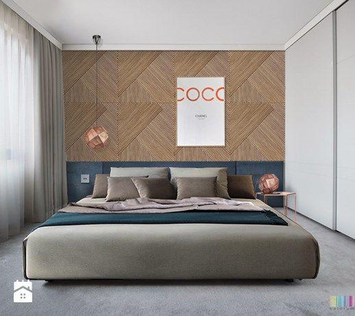 D Interiors Mała Sypialnia: Sypialnia: Mieszkanie W Elblągu
