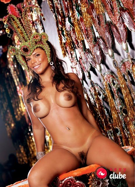 women of brazil nude