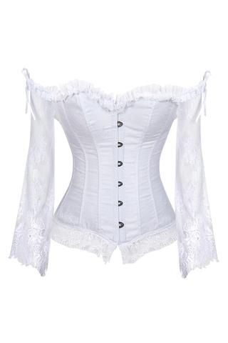 Corset vest with lace sleeves best investment funds for 401k
