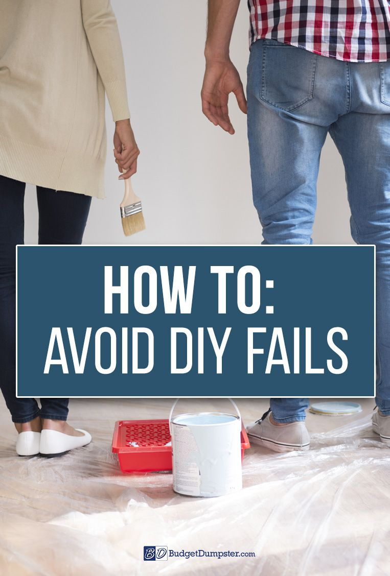 Learn how to avoid some common (and costly) DIY mistakes. Save your home from some DIY mishaps, we've covered everything from electrical to plumbing, as home improvement projects that definitely require a professional. Read DIY Mistakes: When NOT to Do It Yourself before starting your next remodel.