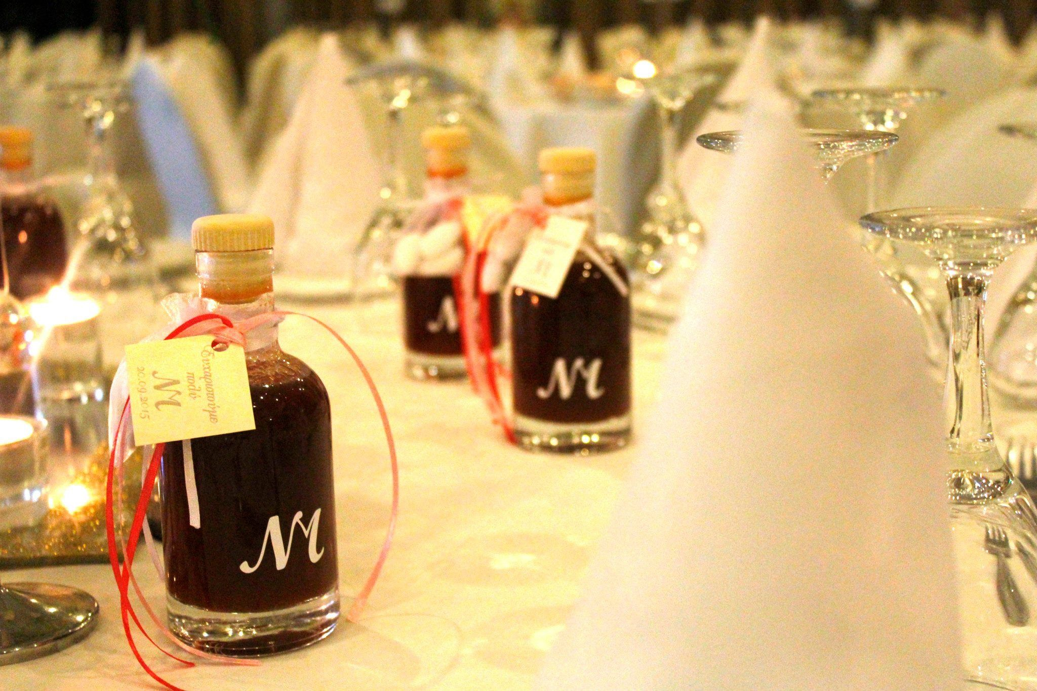 Strawberry Liqueur Favors As Used For Our Customers Weddings Liqueurs