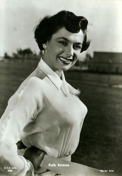 Ruth Roman the far country