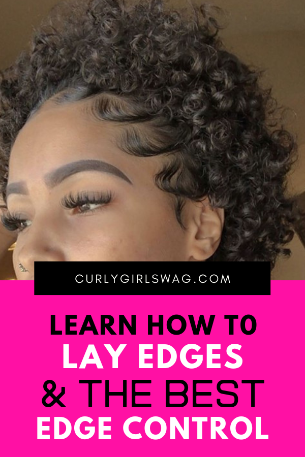 Baby Hairs Learn How To Lay Edges The Best Edge Controls Laid Edges Baby Hairstyles Best Edge Control