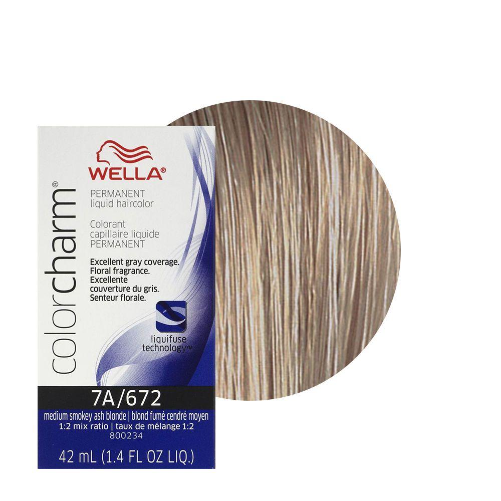 Wella Ash Blonde Hair Color Best Color Hair For Hazel Eyes Check