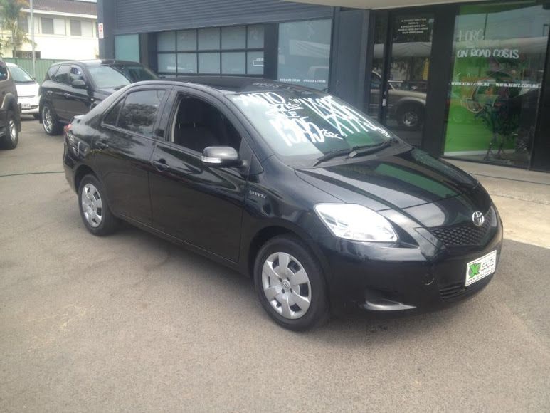 2010 Toyota Yaris Automatic 13985 Orc Only Traveled 27000 K S This Car Is Like New 1 Owner Air Conditioning Power Steering Yaris Toyota Sedan