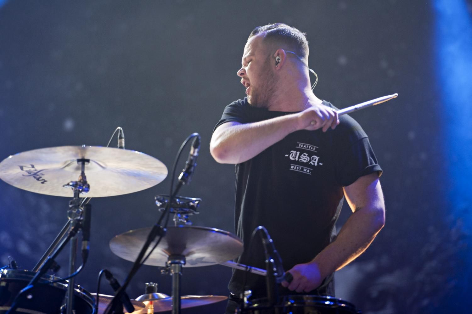 Royal Blood come out of the black at Reading 2014 | DIY