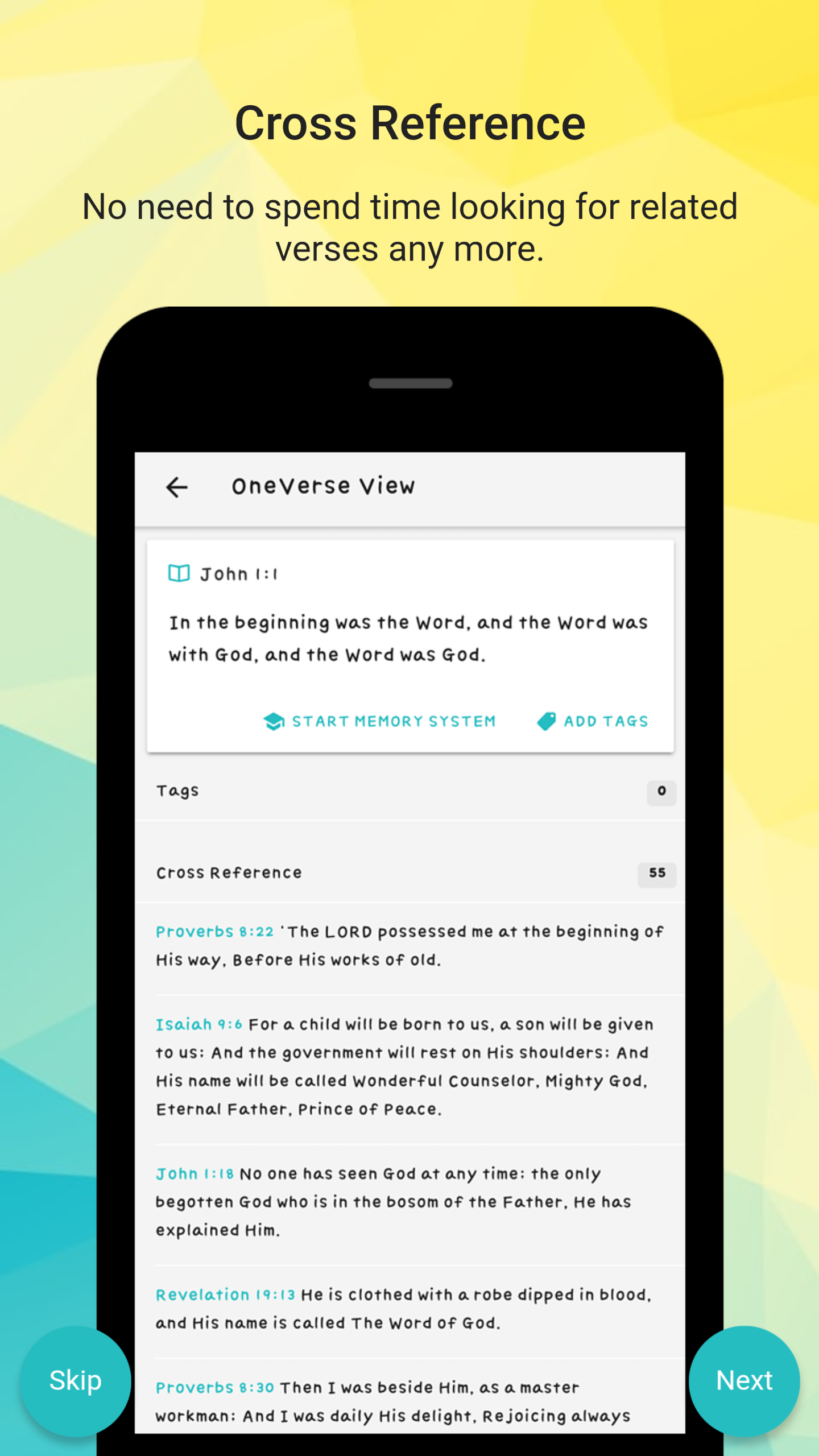 Pin by OneVerse Bible on Bible App (Android) (With images