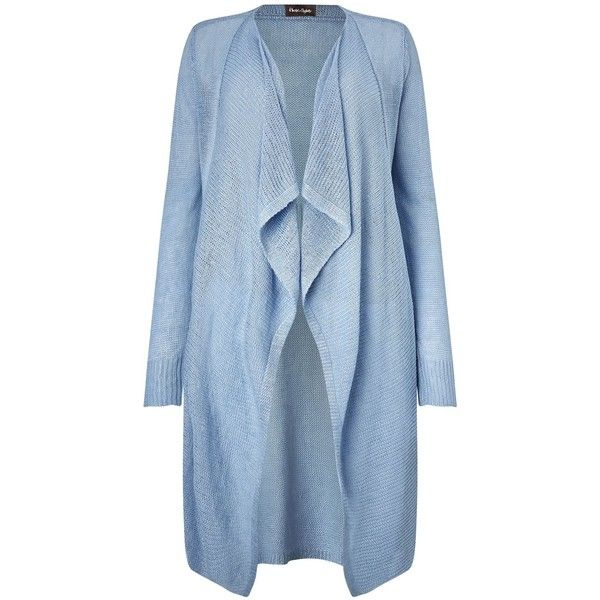 Phase Eight Luella Linen Cardigan ($100) ❤ liked on Polyvore ...
