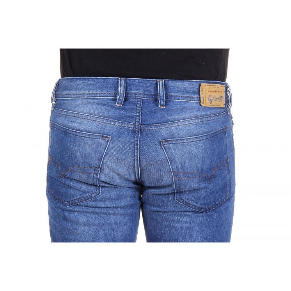56eef856 Denim Waist 30 - Length 32 - INT. S Diesel mens jeans WAYKEE 0663D L.32.  size: Waist 30 - Length 32 - INT. S.Condition : This item is brand new