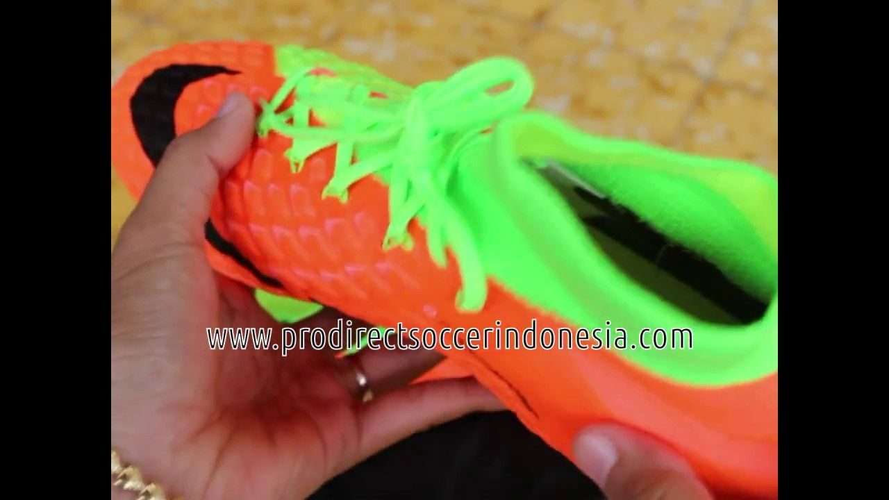 Sepatu Bola Nike Hypervenom Phantom 3 Df Sg Pro Anti Clog 899982