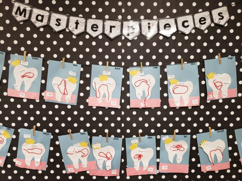 Dental Health Themed Preschool Activities And Crafts In