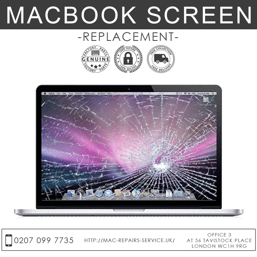 We are Mac Repairs Service located in central London, We
