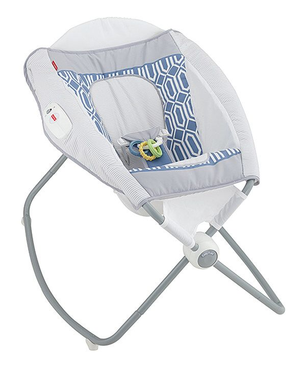 Look at this Fisher-Price Fisher-Price® Green Deluxe Newborn Rock & Play Sleeper on #zulily today!