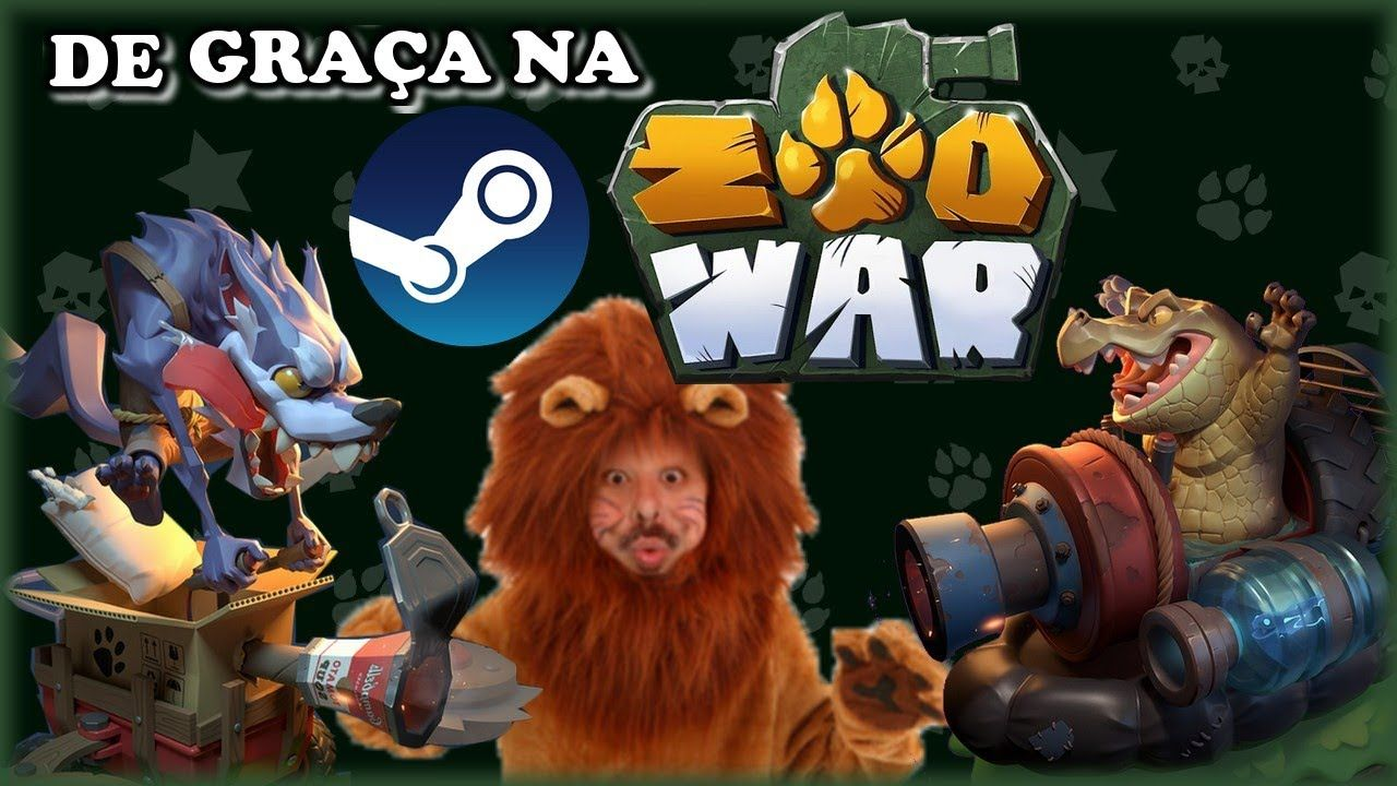 Jogo Gratis Zoo War Na Steam Leia Character Fictional Characters