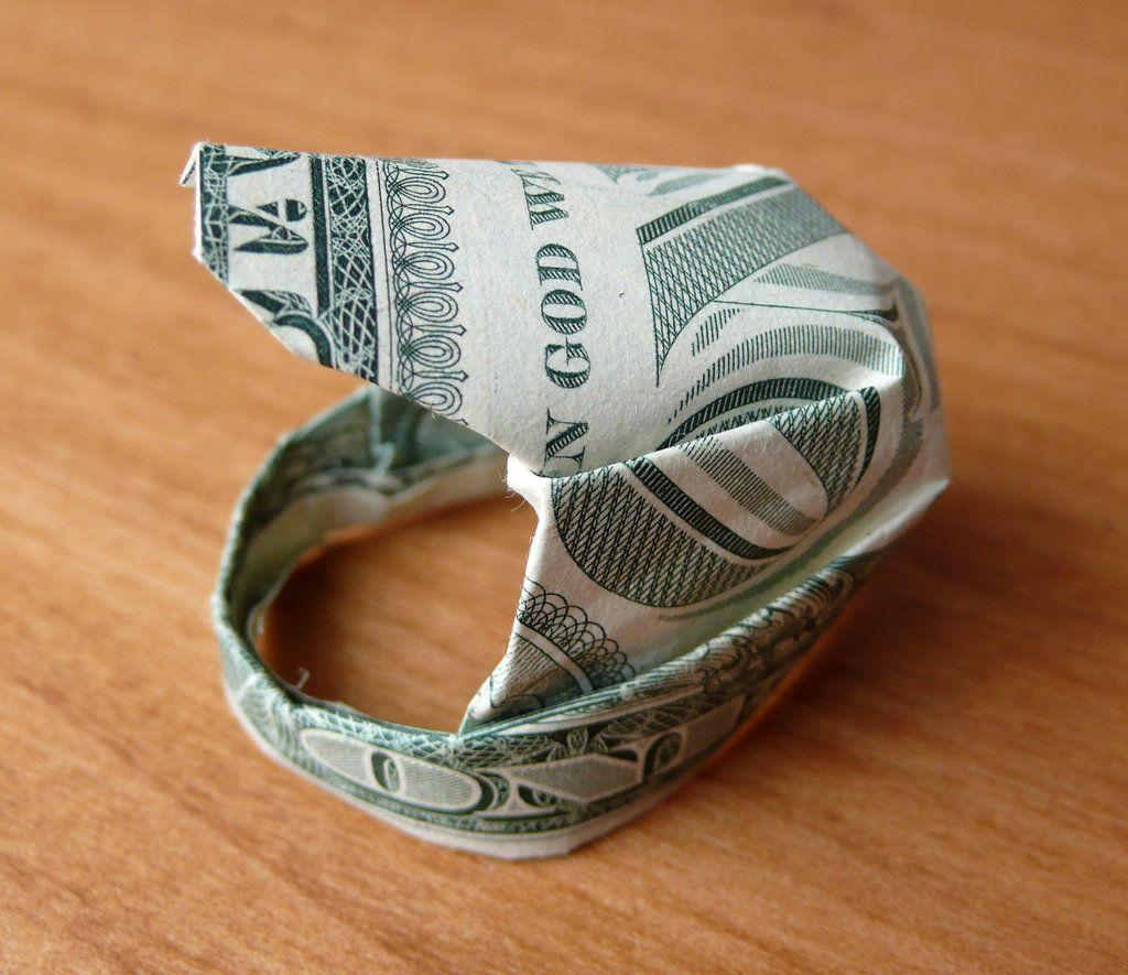 Dollar Bill Origami Motorcycle Helmet by craigfoldsfives ... - photo#45