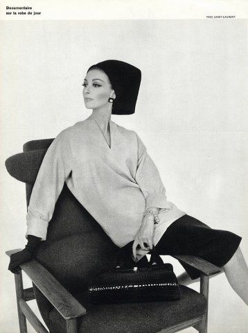 Yves Saint Laurent 1964