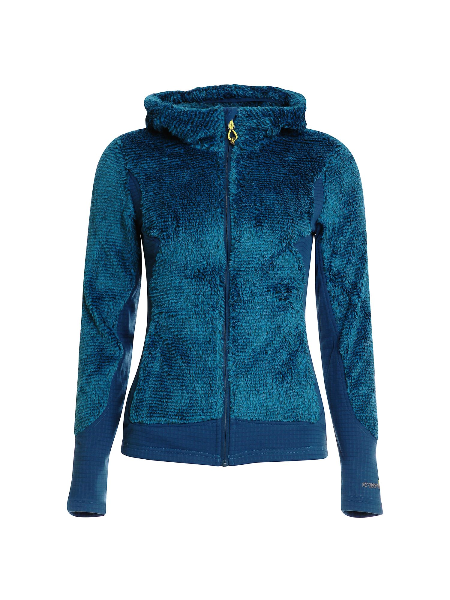 CREST FLEECE WOMAN